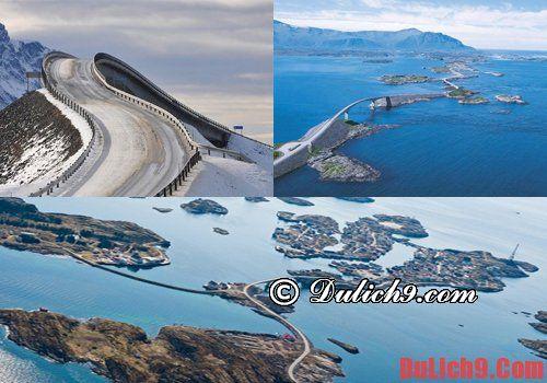 Những địa điểm độc đáo khi du lịch Na Uy