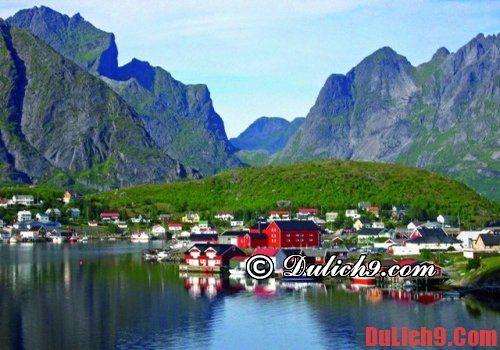 Địa điểm thăm quan du lịch Na Uy