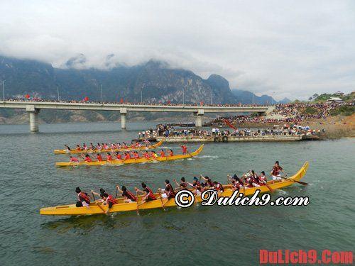 Lễ hội chèo thuyền Quỳnh Nhai - Lễ hội văn hóa đặc sắc, ý nghĩa nên tham dự khi du lịch Sơn La