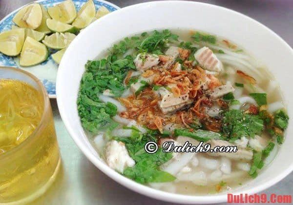 Cháo canh cá lóc - Món ăn sáng phổ biến nhất định phải thử khi du lịch Quảng Bình