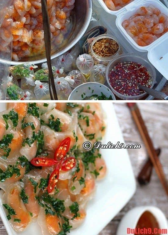Bánh quai vạc - Du lịch Mũi Né ăn thử món ăn vỉa hè bình dị ngon, rẻ và hấp dẫn