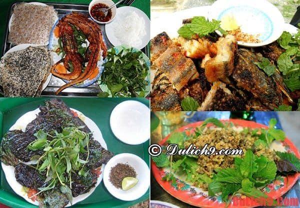 Dông 7 món - Những món đặc sản ngon miệng và rất riêng phải ăn thử khi du lịch Mũi Né, Phan Thiết