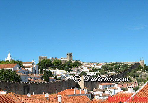 Địa điểm du lịch nổi tiếng Bồ Đào Nha
