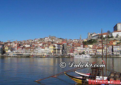 Chỉ dẫn địa điểm thăm quan du lịch Bồ Đào Nha