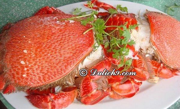 Kinh nghiệm ăn ngon khi du lịch bụi Sa Huỳnh. Du lịch biển Sa Huỳnh nên ăn gì? Món ăn đặc sản nổi tiếng ở biển Sa Huỳnh