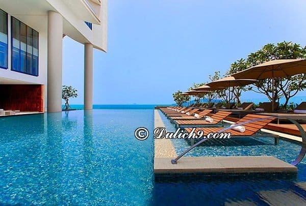 Thuê khách sạn ở Vinpearl Land Nha Trang/ Nên ở đâu khi đi Vinpearl Land
