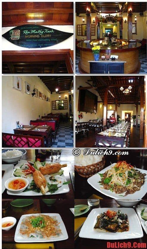 Địa chỉ ăn uống nổi tiếng, hấp dẫn và giá rẻ nên ghé qua khi du lịch Hội An