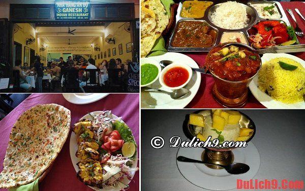 Địa chỉ, quán ăn thưởng thức món ăn ngon, rẻ ở Hội An