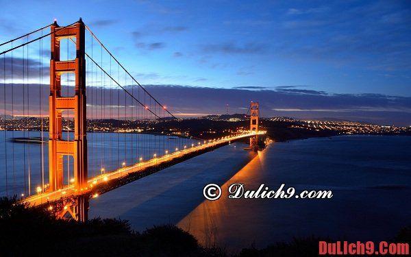 Du lịch San Francisco tự túc