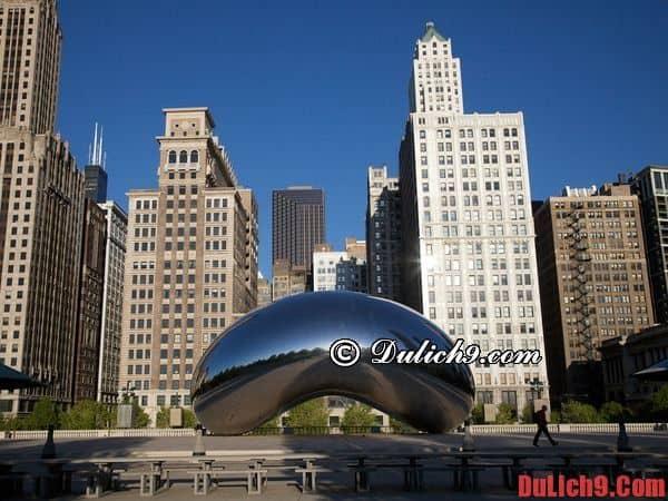 Đặt phòng khách sạn ở Chicago giá rẻ