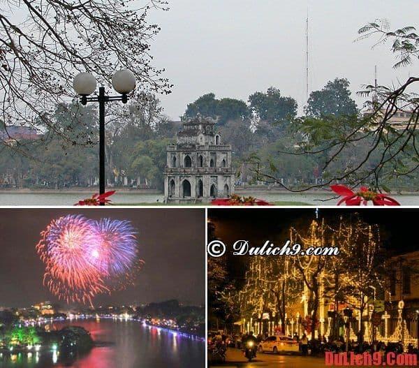 Du lịch Hà Nội dịp Noel và Tết Dương lịch