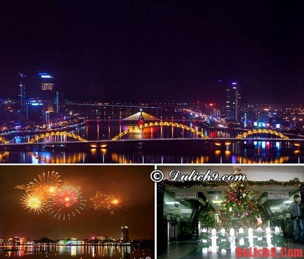 Nên đi đâu chơi vào dịp Noel và Tết Dương lịch?