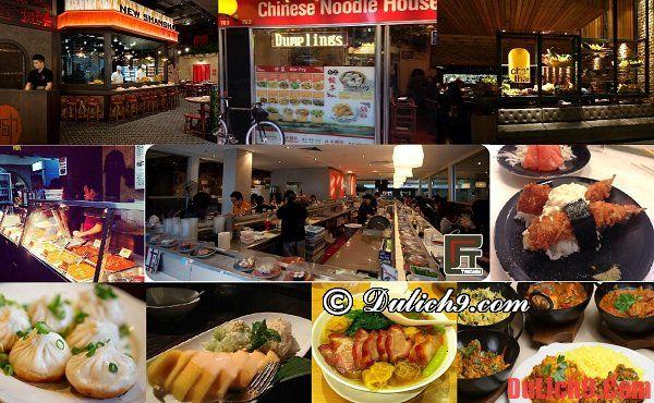 Những nhà hàng chuyên phục vụ các món ăn Châu Á giữa lòng Sydney không thể không đến nhất