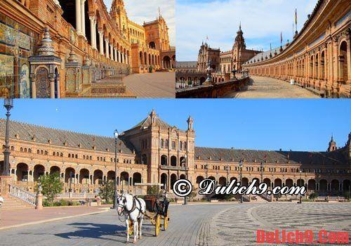 Những địa điểm du lịch Tây Ban Nha ấn tượng