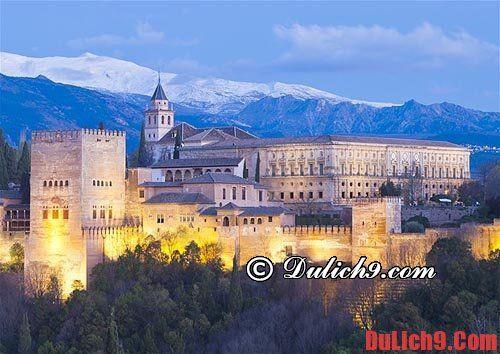 Điểm danh các địa điểm du lịch Tây Ban Nha nổi bật nhất