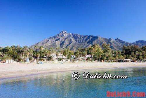 Những điểm du lịch đẹp Tây Ban Nha thu hút