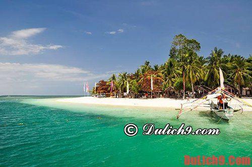 Tư vấn những địa điểm lặn biển Philippines đẹp nhất