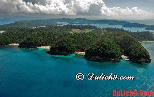 Địa điểm lặn biển Philippines ấn tượng