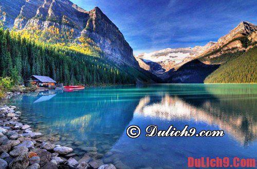 9 điểm du lịch Canada hấp dẫn nhất