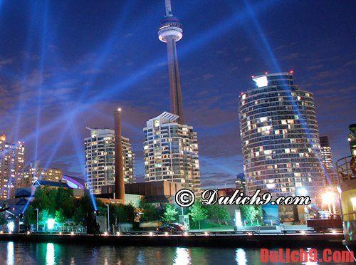 Những thành phố đẹp nhất Canada