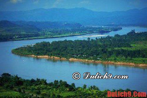 Điểm đến du lịch Lào ấn tượng
