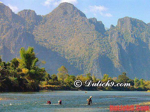 Điểm du lịch Lào phù hợp cho dân bụi