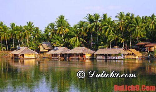 Điểm du lịch Lào yêu thích