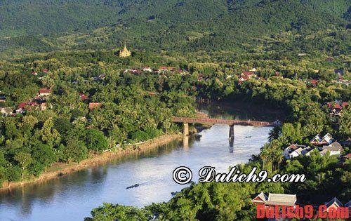 Điểm du lịch Lào độc đáo