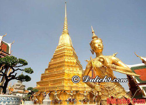 Du lịch Bangkok 4 ngày với 2,5 triệu