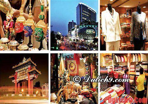 Hướng dẫn du lịch Bangkok 4 ngày với 2,5 triệu