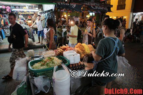 Gợi ý du lịch Bangkok giá rẻ 4 ngày