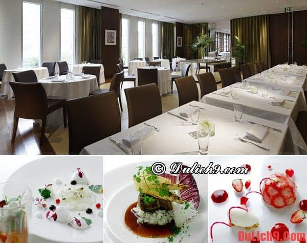 Ristorante ASO Tenjin - Nhà hàng chuyên phục vụ món Ý ngon và nổi tiếng nhất Fukuoka, Nhật Bản