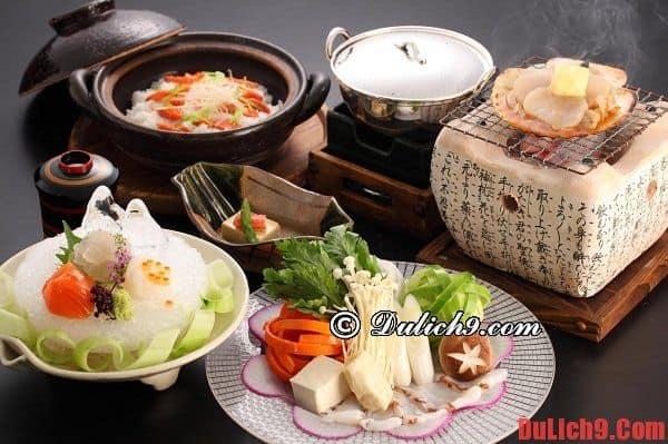 Du lịch Fukuoka, Nhật Bản ăn ở đâu ngon và rẻ?