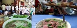 Du lịch Hà Nội ăn phở ở đâu, quán nào ngon, rẻ và nổi tiếng?