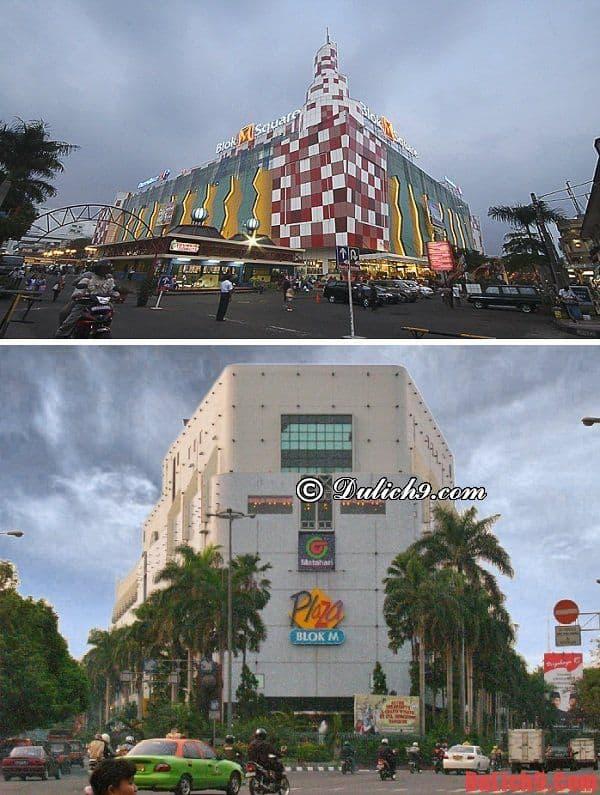 Block M - Địa chỉ mua sắm nên đến khi du lịch Jakarta, Indonesia tự túc, vui vẻ
