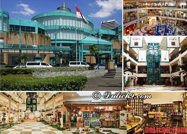 Plaza Senayan - Điểm mua sắm lý tưởng và tuyệt vời không thể không đến ở Jakarta, Indonesia