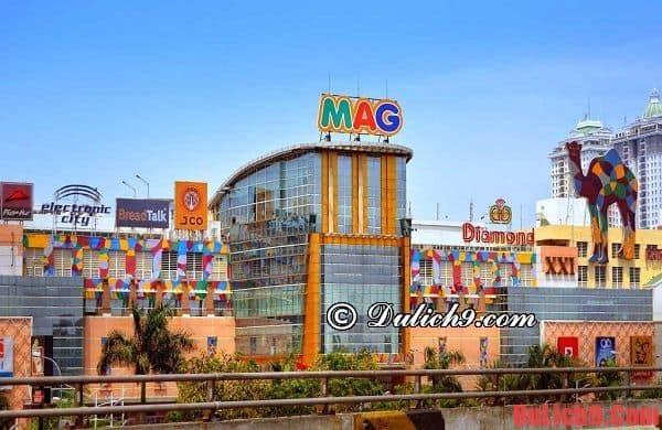 Du lịch Jakarta, Indonesia tự túc, giá rẻ nên mua sắm ở đâu? - Trung tâm mua sắm Artha Gading