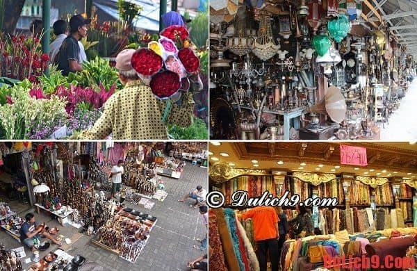 Mua sắm ở đâu? Mua cái gì khi du lịch Jakarta, Indonesia tự túc, giá rẻ và trải nghiệm?