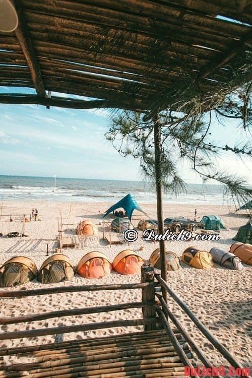 Nơi ở tại Coco Camp Beach