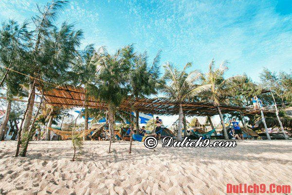 Nên đi đâu khi du lịch Coco Beach Camp?