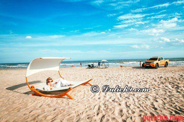 Đi đâu khi du lịch Coco Beach Camp?