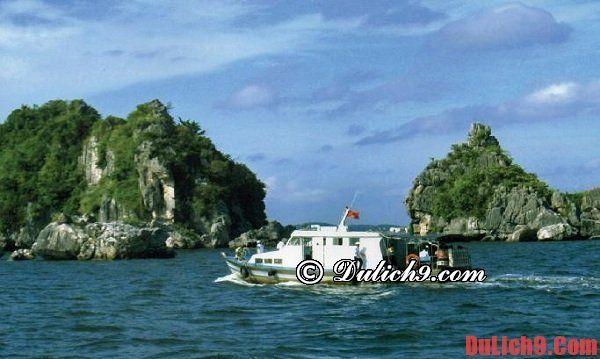 Du lịch quần đảo Bà Lụa 2 ngày cuối tuần