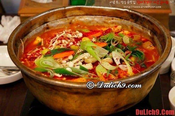 Tiệm thịt nướng cần phải nếm thử khi du lịch Seoul Hàn Quốc
