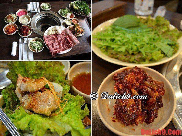 Du lịch Seoul, Hàn Quốc nên ghé quán nào ăn  thịt nướng ngon, bổ, rẻ?