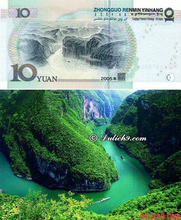 Hẻm Cù Đường - Điểm đến tuyệt đẹp và độc đáo ở Trung Quốc trên đồng 10 tệ