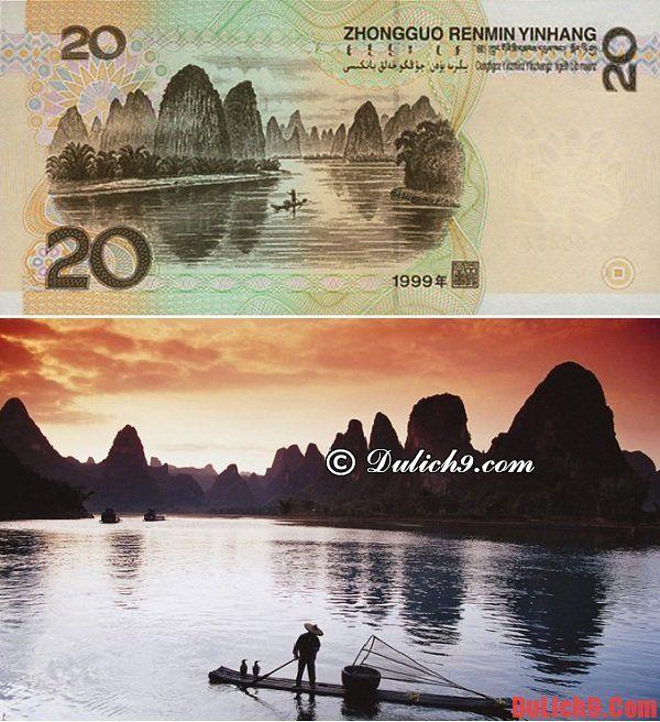Sông Ly - Thắng cảnh trên đồng 20 tệ không nên bỏ lỡ khi du lịch Trung Quốc