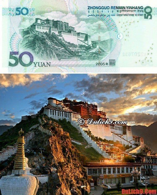 Cung điện Potala, Lhasa, Tây Tạng - Địa danh du lịch nổi tiếng in trên đồng 50 Nhân dân tệ nhất định phải đến một lần khi du lịch Tây Tạng, Trung Quốc