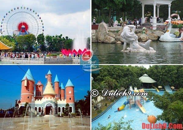 """Những địa điểm du lịch """"hạt dẻ"""" ở gần TP.Hồ Chí Minh"""