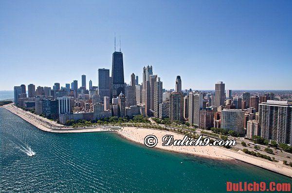 Hướng dẫn du lịch Chicago