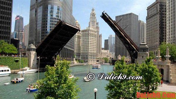 Kinh nghiệm thuê khách sạn giá rẻ ở Chicago